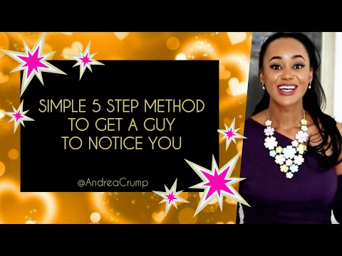 How To Flirt With A Guy in 7 Simple Easy Ways | Ask Andrea Dating