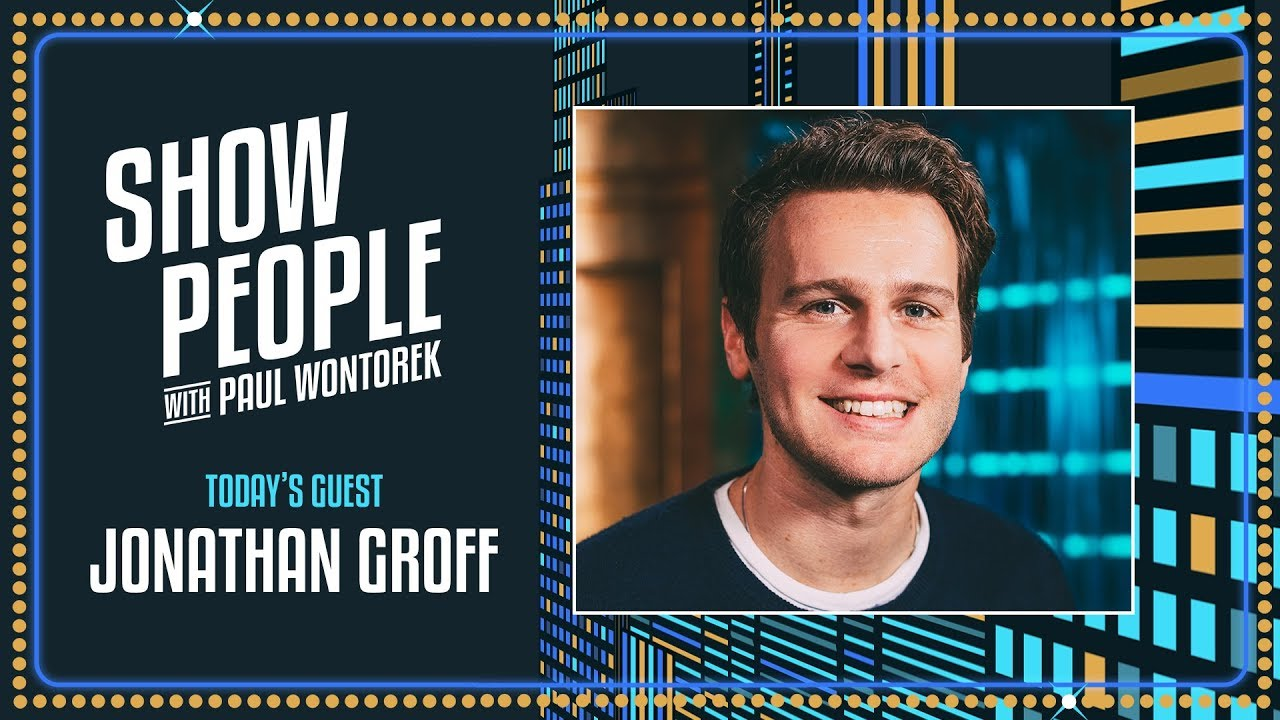 Show People with Paul Wontorek: Jonathan Groff of LITTLE SHOP OF HORRORS Relationships