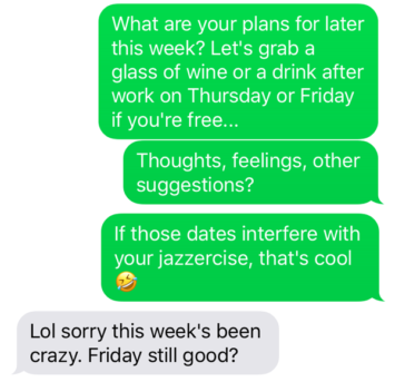 When (and how) To Text A Girl To Get A Date Dating