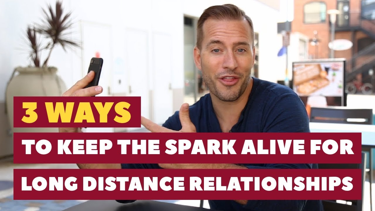 3 Ways to Keep the Spark Alive for Long Distance Relationships | Relationship Advice by Mat Boggs Emotionally and Sexually