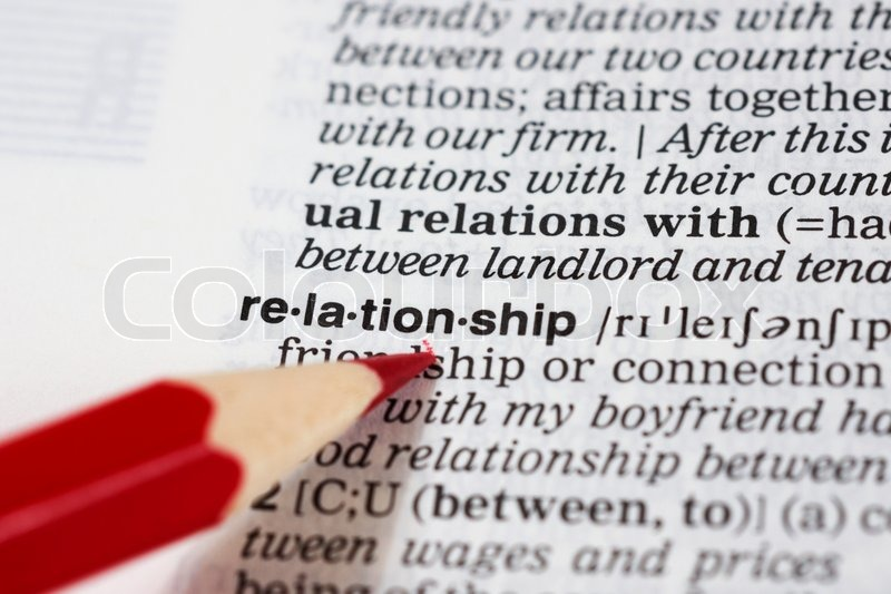 How to Define the Relationship Relationships