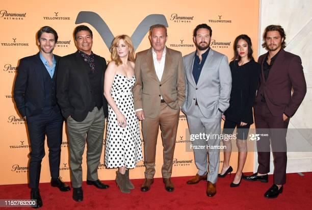 The Peak | Yellowstone Season 2 Red Carpet Premiere | Paramount Network Relationships